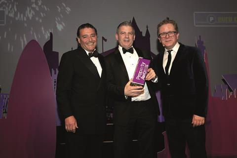 Retail Agency Team of the Year Mark Nash_Nash Bond
